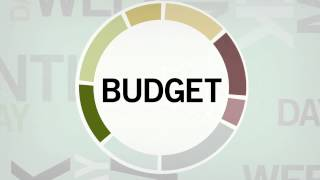 Taking time to make a budget can help you make smart financial deci...