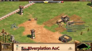 DAUT VS BACT - SEMIFINAL!! EXPANSIONES [HD] - Age of Empires II