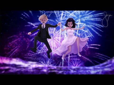 Wedding | Marinette And Adrien's Wedding [Miraculous LadyBug Speededit]