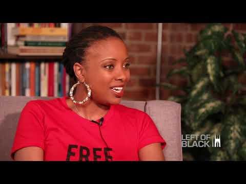 Left of Black with Treva B. Lindsey