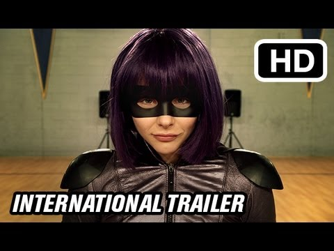 Hit-Girl gets a Kick-Ass 2 red band trailer and character poster