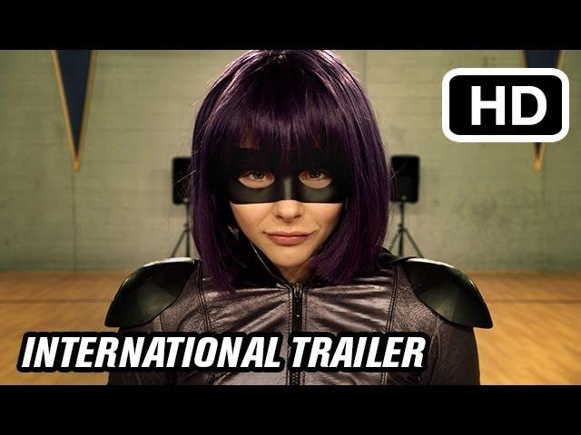 Kick Ass 2 - Restricted Trailer