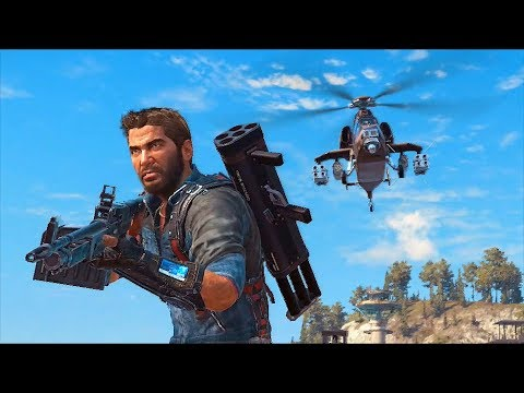 Just Cause 3 Fun & Free Roam with Rico Ep 19 Ultra Destruction