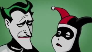 Бэтмен: Безумная любовь. Эпизод 1. Зубное проклятие.