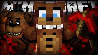 If Freddy Fazbear Joined a Minecraft Server