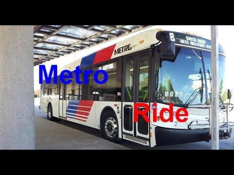 An EPIC Metro bus ride in Houston, TX