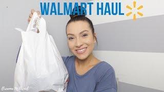 Walmart Haul - May 2019   Breanna McDaniel