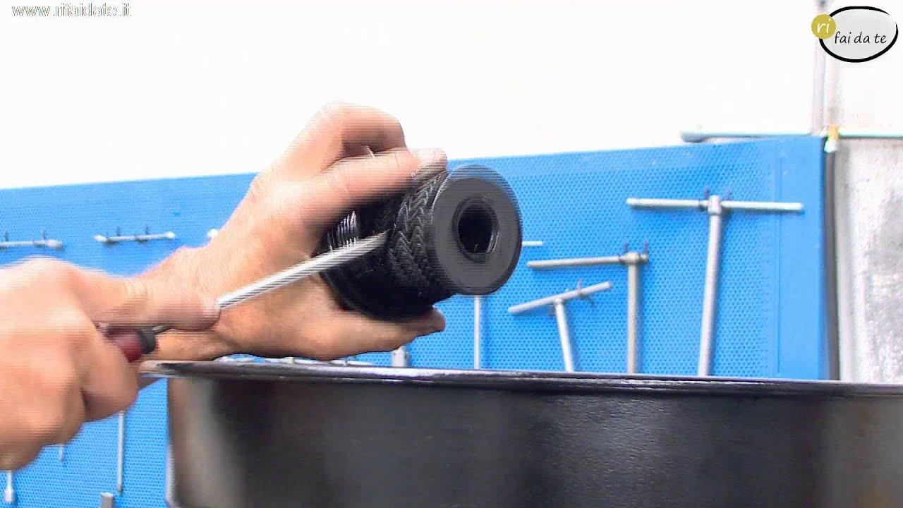 Cambio Olio Motore E Filtro Dell Olio Parte 1