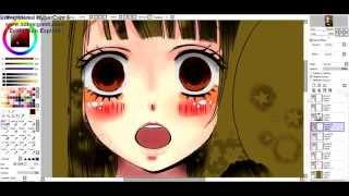 speedpaint - Tsubasa To Hotaru