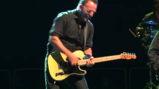 Bruce Springsteen - Adam raised a Cain - Stockholm 4.5.2013