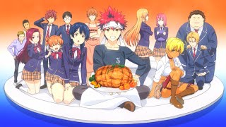 Food Wars! Shokugeki no Soma Review