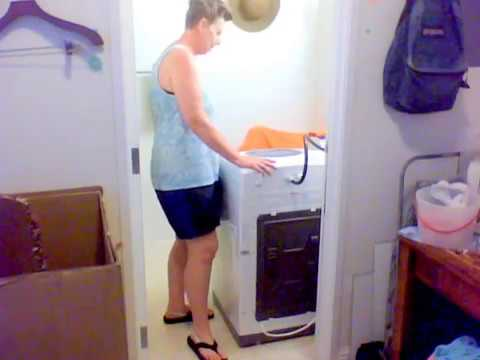 *Magic Chef 1 6 Cubic Ft Washer Awareness Video* Motor*   YouTube