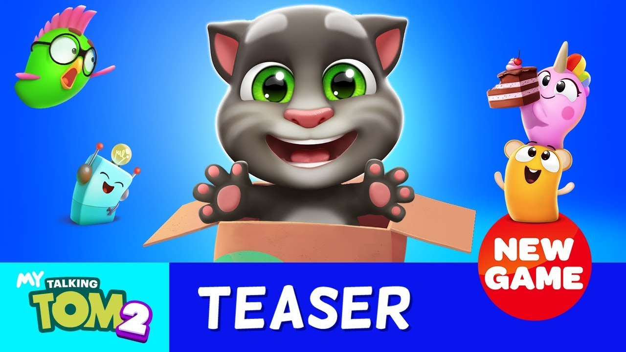 Talking Tom Cat 2 Now Available For Download on Windows and