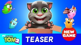 We're Ready for My Talking Tom 2! Are You? (Pre register NOW to Get it First!)