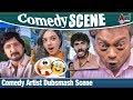 Comedy Artist Dubsmash Scene   Kotigobba-2   Sadhu Kokila   Chikkanna