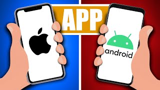 LE APP iOS SONO VERAMENTE MEGLIO DI QUELLE ANDROID? [CONFRONTO tra le più usate]