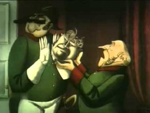 Рецензия на мультфильм органчик