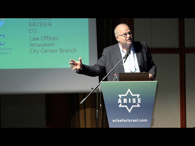 Dr. Jurgen Buhler Keynote :: ARISE Business Matchmaking Summit 2018