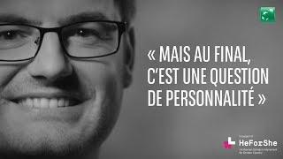 HeForShe | Révélez-vous : Fabian Clever, HR Business Partner
