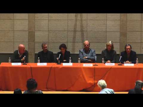 November 6, 2014, Rubin Institute Public Panel -