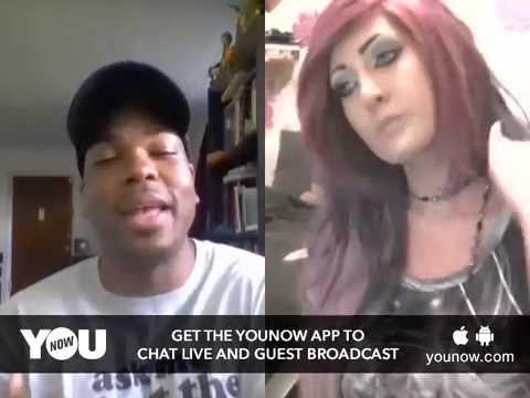 YouNow Broadcast #14 DEAL-BREAKERS!!!