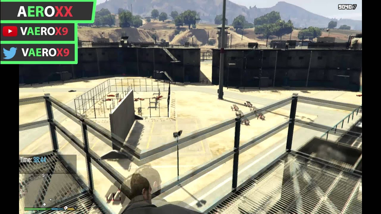 how to get prison mod on gta 5