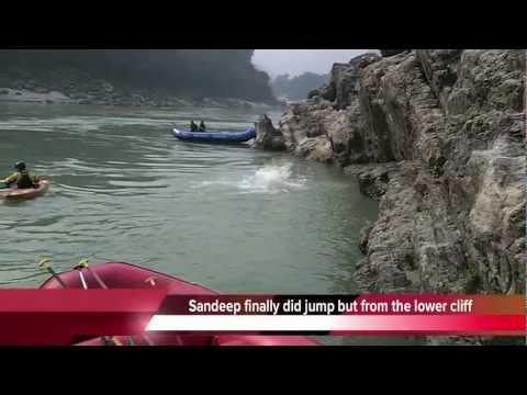 River Rafting@Ganges River November 12-13, 2011