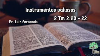 Culto de Celebração 19:30h // 14  de fevereiro de 2021 // Igreja Presbiteriana Floresta - GV