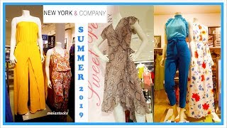 NEW YORK & Company SPRING SUMMER COLLECTION 2019 I Great Shopping Deals Part 1