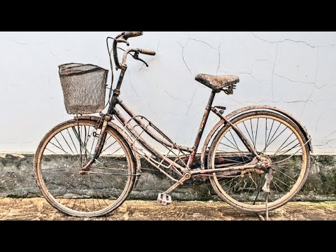 Old Bicycle Restoration