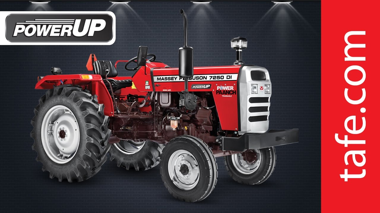 Massey Ferguson  Di Power Up Achhe Achhon Ka Muh Band Kar De