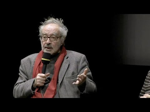 Jean-Luc Godard in conversation with Marcel Ophuls (2009)