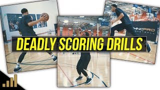 3 Basketball Scoring Drills That Will EXPLODE Your Game!