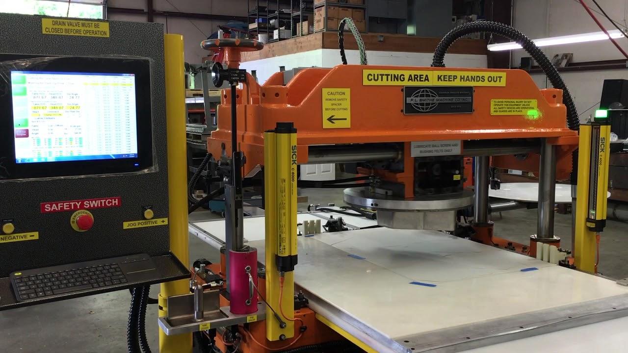 Paul Bates Cutting Equipment Inc