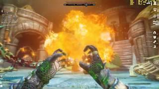 214.Skyrim (SA-Evolution 2.4 RC) Собор Альфтанд и эфирный дракон