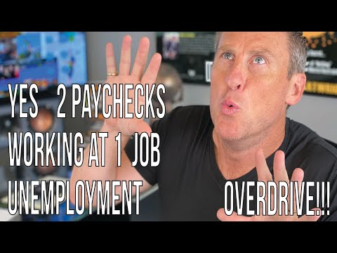 Unemployment For All 6-17-20: Return To Work & Collect $600 Unemployment Benefit? PUA FPUC CARES Act