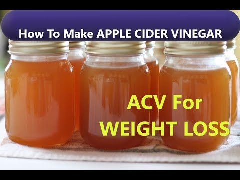how-to-make-homemade-apple-cider-vinegar-|-organic-acv-for-weight-loss