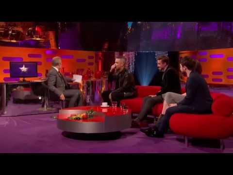 Robbie Williams - 'Morning Glory Story' @Graham Norton Show 2016