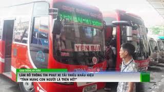 Dịch vụ làm phù hiệu ô tô tải tại Hồ Chí Minh, Bình Dương, Đồng Nai Uy Tín