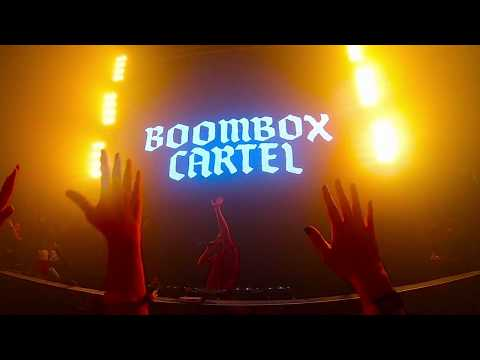 Boombox Cartel after party 808 festival Bangkok 2017 @Odyssey Dec 10,2017