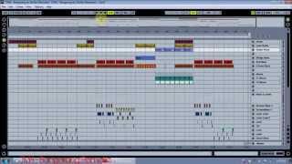 Skrillex - Bangarang (Remake) + Free Ableton Live Project