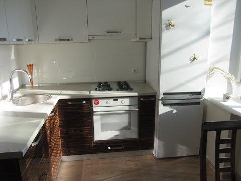 Новый кап. ремонт в хрущевке.  Последняя часть.Отделка кухни и коридора под ключ.