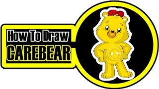 How To Draw Care Bears Unlock The Magic | Drawpin