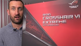 asus ROG Crosshair VI Extreme Review