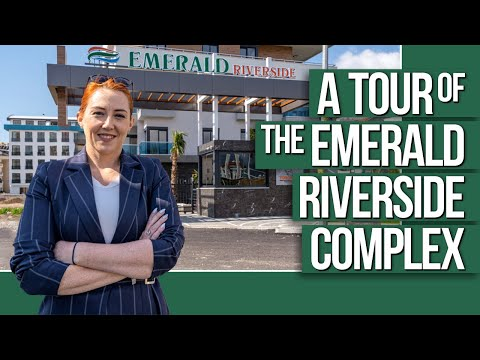 A tour of the Emerald Riverside complex