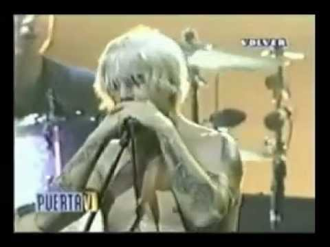 Red Hot Chili Peppers Luna Park Buenos Aires Argentina 1999 full