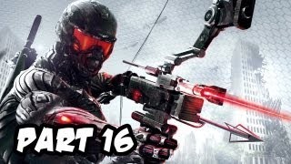 Crysis 3 Gameplay Walkthrough - Part 16 - Mission 5: Red Star Rising (Xbox 360/PS3/PC HD)