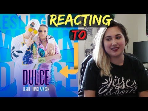 Dulce by Leslie Grace ft Wisin