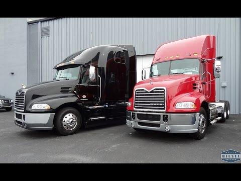 Brand New Mack Trucks! - Trucktoberfest 2015