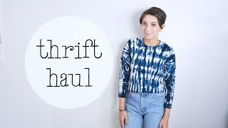Thrift Haul | 10 finds under $30 Thumbnail